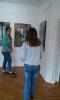 Wystawa malarstwa Krzysztofa Bojarczuka